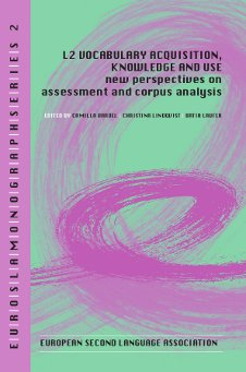 Eurosla Monographs 2 cover